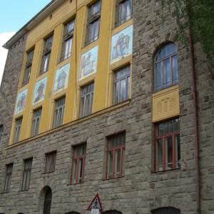 budova bs 5